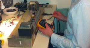 DIY Valve Amp Bias