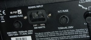 Guitar amp maintenance tips ht fuse